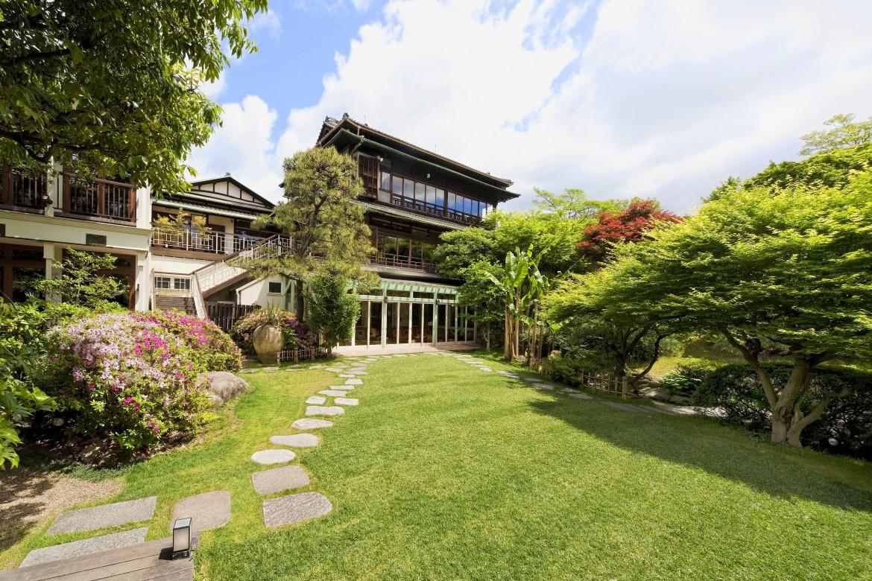 神戸で華めくわがまち老舗プロジェクトサイト: ザ・ガーデン・プレイス 蘇州園06