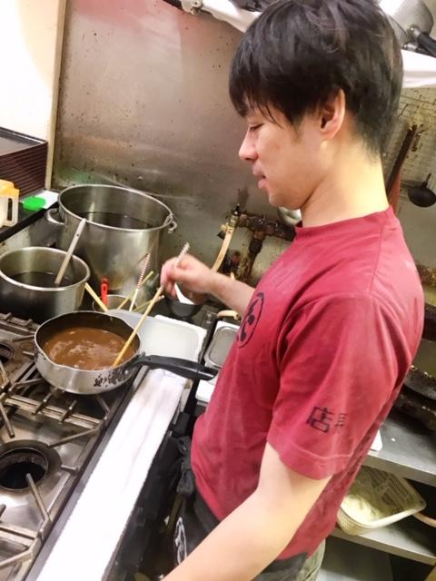 神戸で華めくわがまち老舗プロジェクトサイト:たつや店主