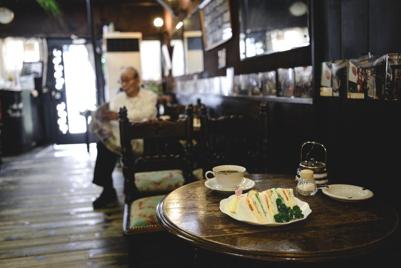 神戸で華めくわがまち老舗プロジェクトサイト: 喫茶エデン09