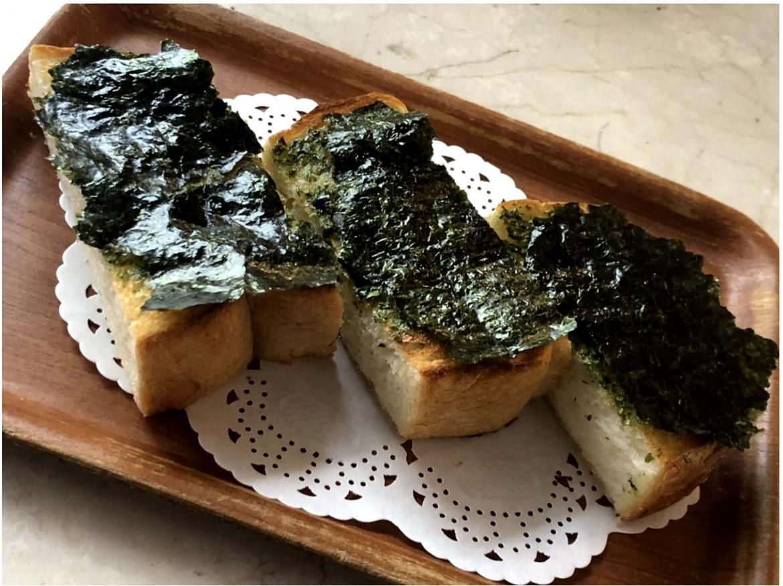 須磨海苔トースト