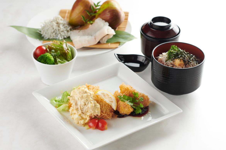 秋の神戸食材まるごと御膳